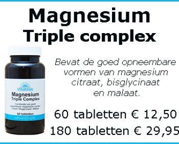Magnesium Triple complex