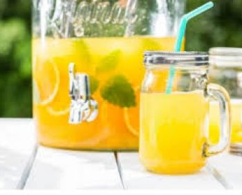 frisse  limonade
