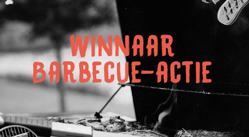 Benieuwd naar de winnaar van de BBQ actie? 🥳