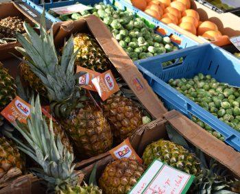 De markt gaat door, maar alleen met de FOOD ondernemers!