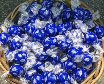 Heerlijke choco- crunchy ballen