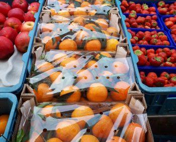Heerlijke mandarijnen!