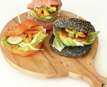 Kijk voor heerlijke recepten: Yellowburger.nl