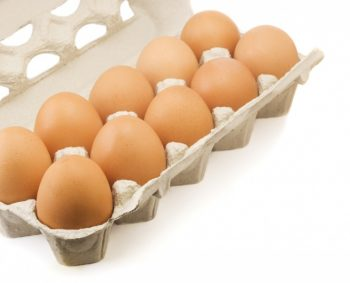 10 verse scharrel eieren €1,75