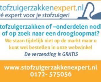 Bestel bij stofzuigerzakkenexpert.nl