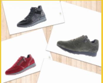 Nieuwe sneakers helioform