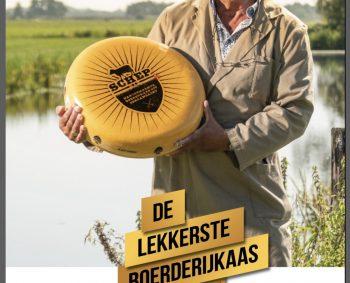 Heerlijke Boerderij kaas uit Bergambacht!