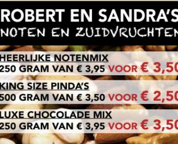 Notenmix, king size pinda's en chocolade mix!