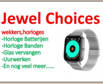 Batterijen, horloge reparaties en meer